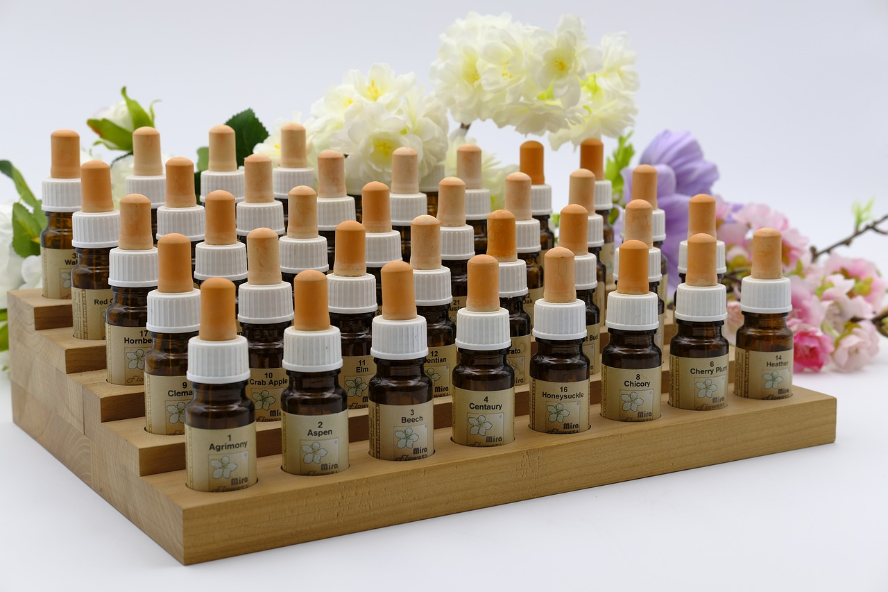 בקבוקונים עם תחליפי תרופות