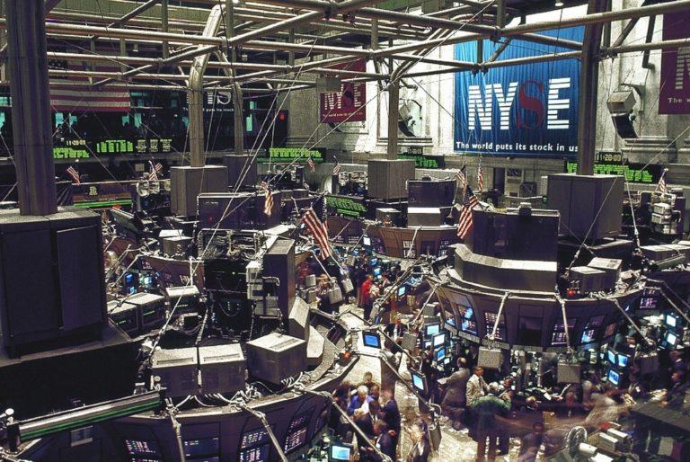 יום מסחר בבורסה