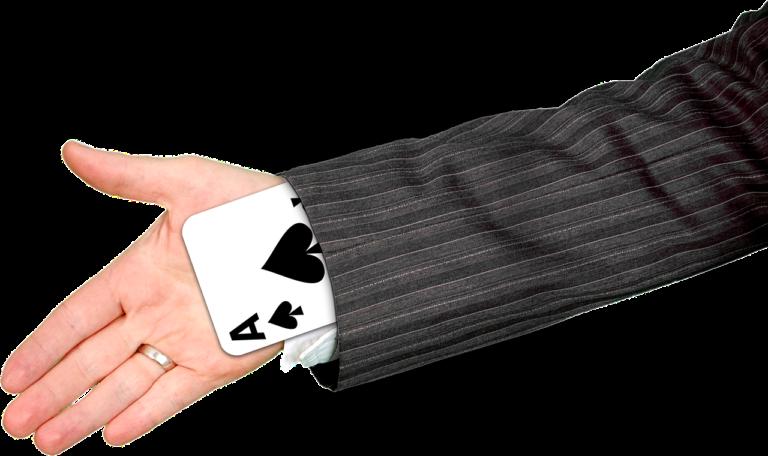 קלף בשרוול